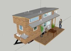 Tiny project, Tiny House