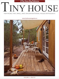 Tiny House Magazine Issue 35